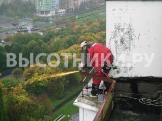 Услуги промышленных альпинистов в москве цены и